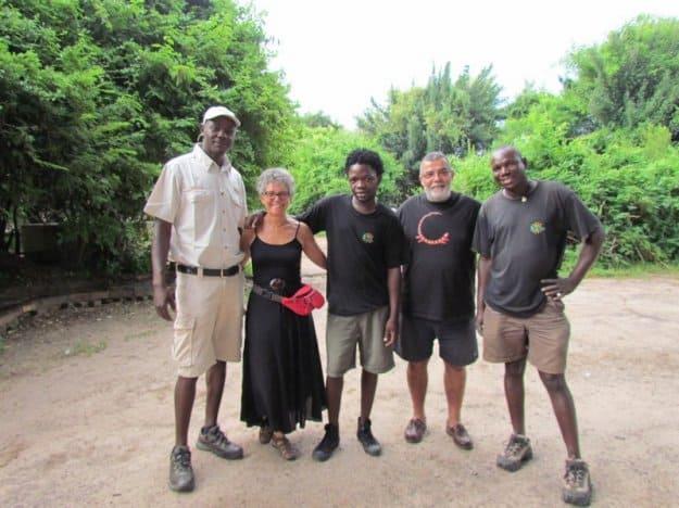 África do Sul, Namíbia, Botswana, Zimbabwe: Grande Travessia do Kalahari, Carlos Fernando, 2015