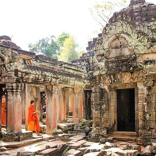 Vietnam-Laos-Cambodja: Da Baía de Halong a Angkor Vat