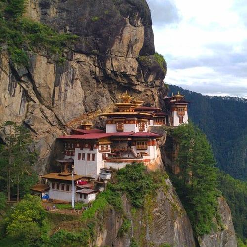 Butão-Nepal: Reino do Dragão