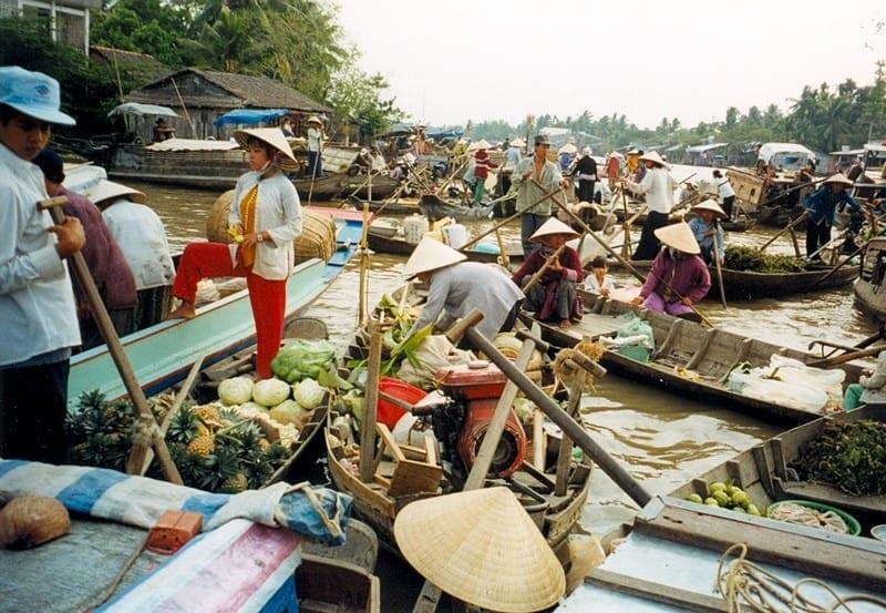 Experiência de Viagem: O Rio do Perfume, Vietnam