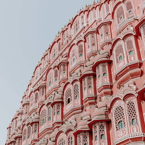 India: Fortalezas e Palácios do Rajasthan