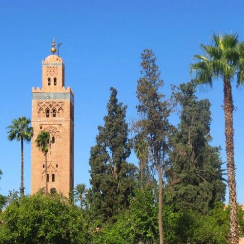 Koutoubia, Marrakech, Marrocos