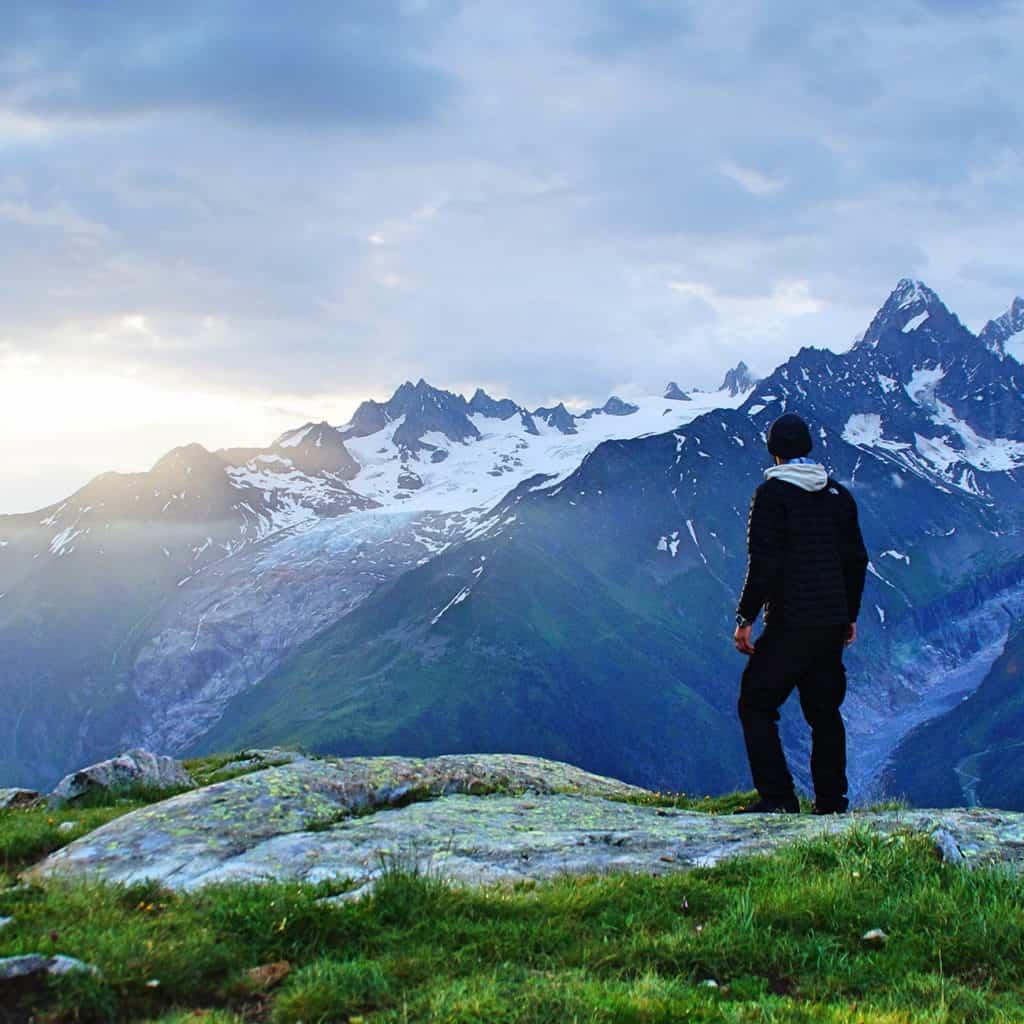 França-Suíça-Itália: Circuito do Monte Branco