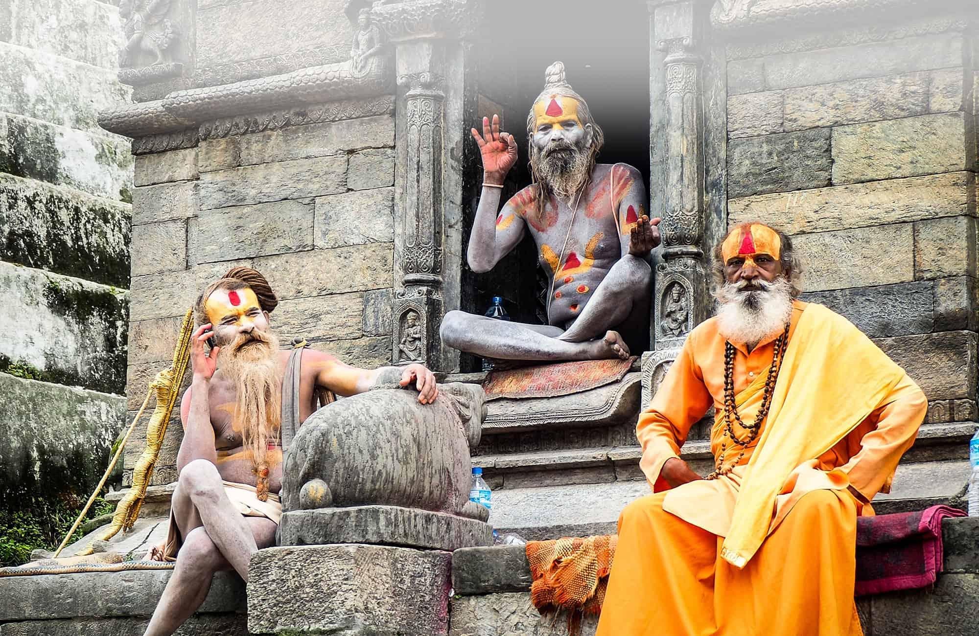 Nepal: Panoramas dos Himalaias