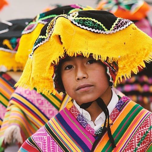 Peru: Do Lago Titicaca a Machu Picchu e à Amazónia