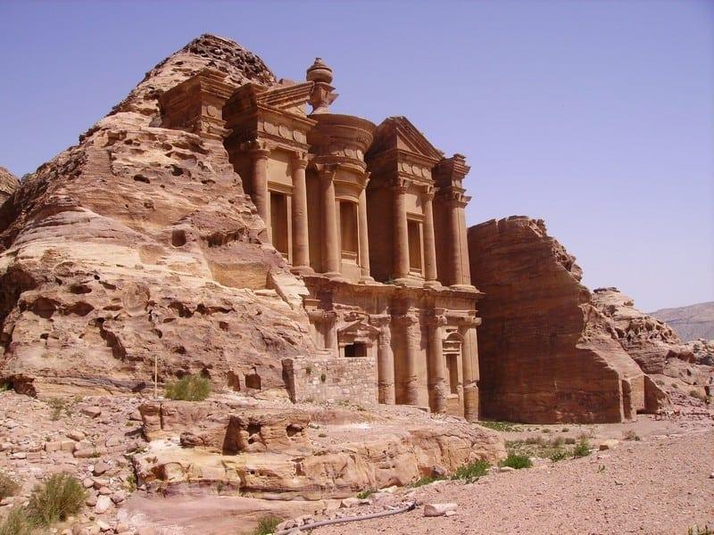 Jordânia, O Esplendor de Petra e o Deserto Wadi Rum