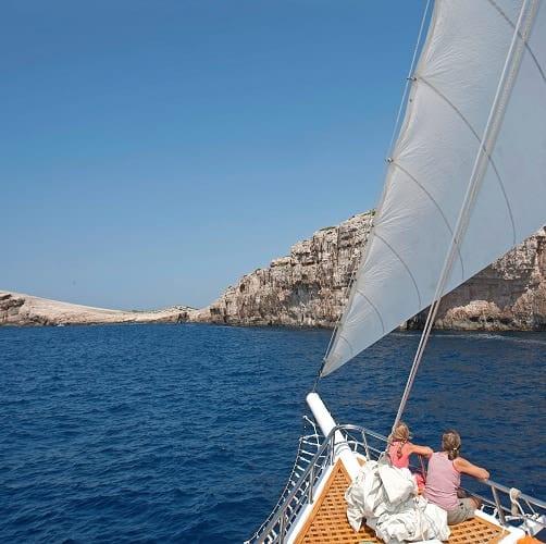 Navegação na Croácia