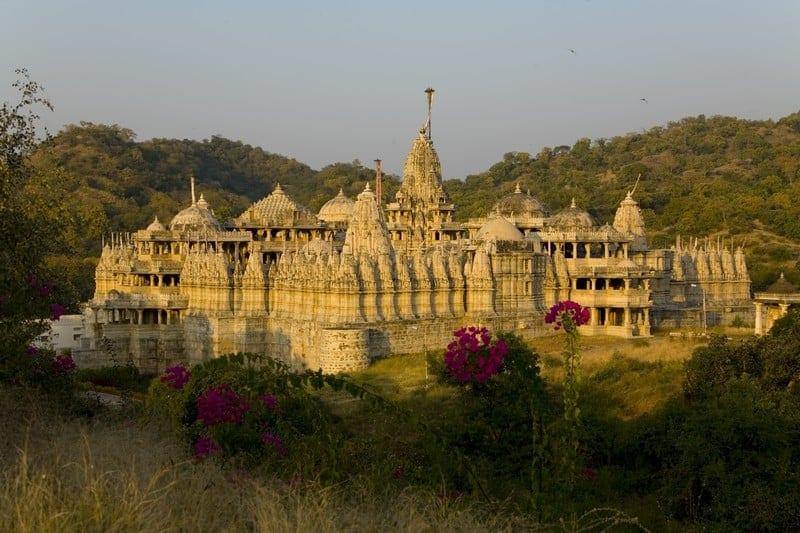 Fortalezas e Palácios do Rajasthan, India