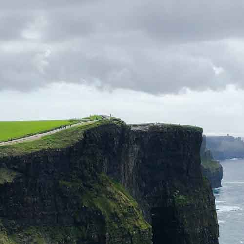Irlanda: Costa Selvagem de Donegal e Antrim Rotas do Vento