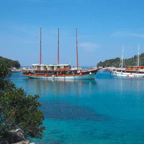 Navegação e Cultura na Dalmácia Norte nas Rotas do Vento