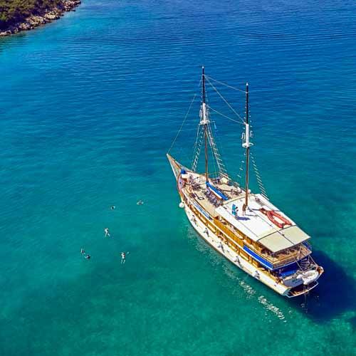 Rotas do Vento Navegação e Cultura na Dalmácia Central e Sul