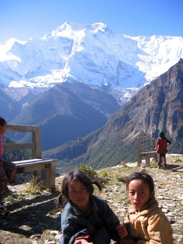Nepal Ronda dos Annapurna, Frederico Bragança, 2008