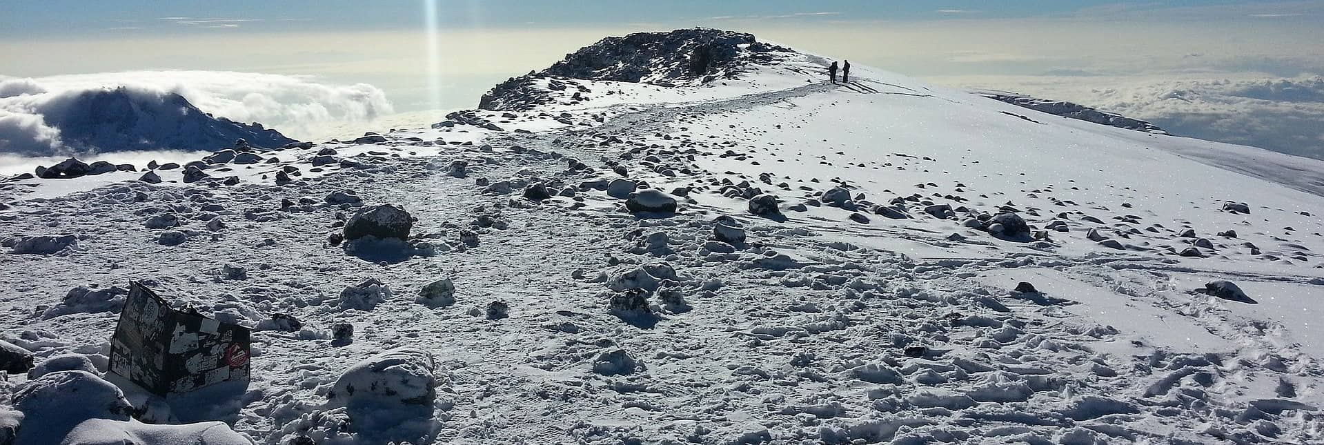 Cume do Kilimanjaro, O Teto de África!, Tanzânia