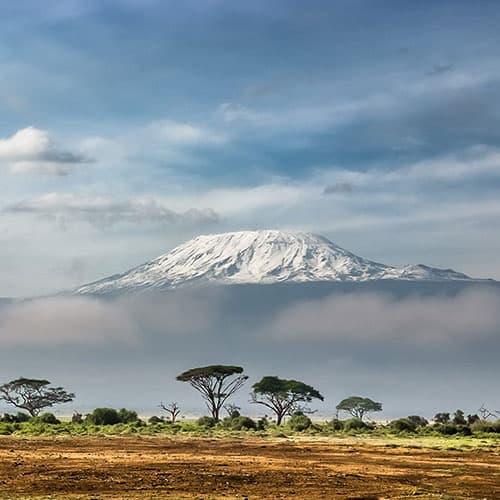 Tanzânia: Kilimanjaro, O Teto de África!