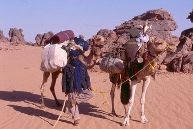 Viajando com os Tuaregues no Sahara, Gonçalo Velez, 2007