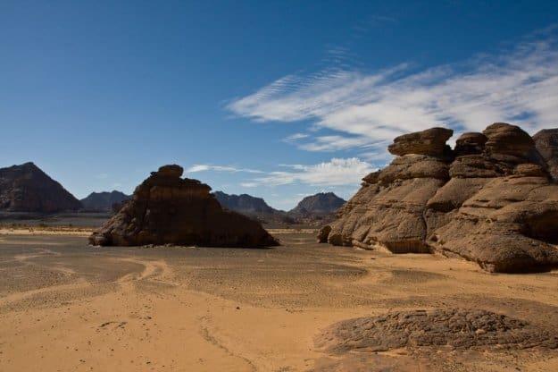 Viajando com os Tuaregues no Sahara, Pedro Pereira, 2009