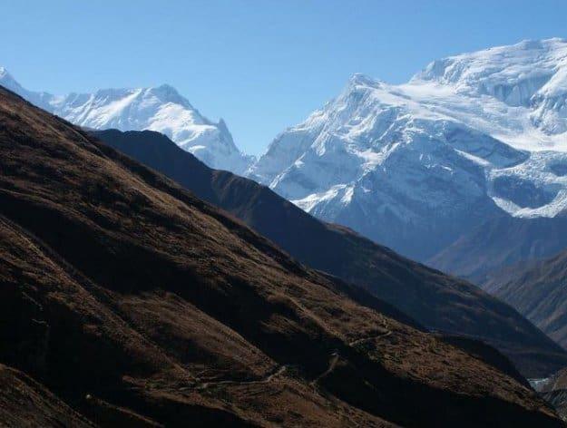 Panoramas dos Himalaias, Nepal