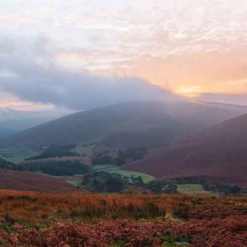 Irlanda-Gales: Do Parque Nacional de Snowdonia ao Caminho de Wicklow