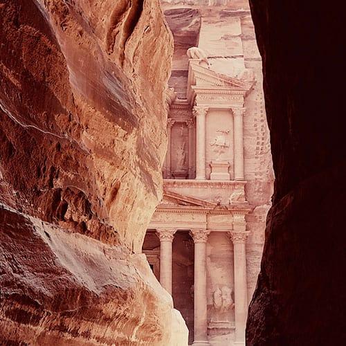 O Esplendor de Petra e o Deserto Wadi Rum