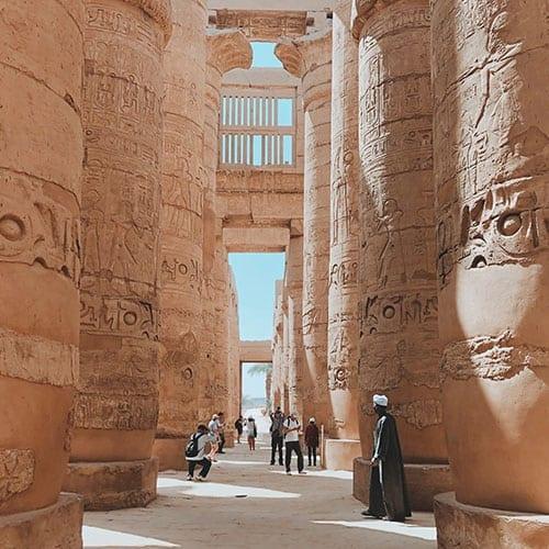 Tranquilo Nilo dos Faraós