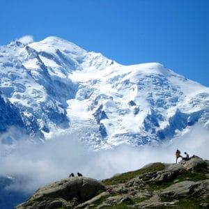 França, Itália, Suiça, Circuito do Monte Branco Integral