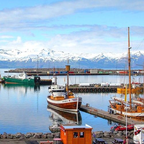 Maravilhas Naturais da Islândia, Husavik