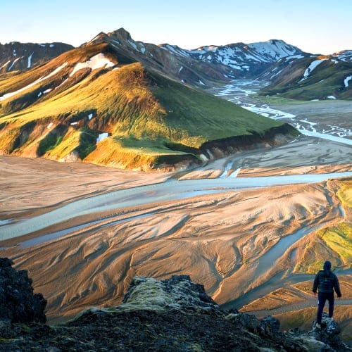 Islândia, Travessia das Terras Altas