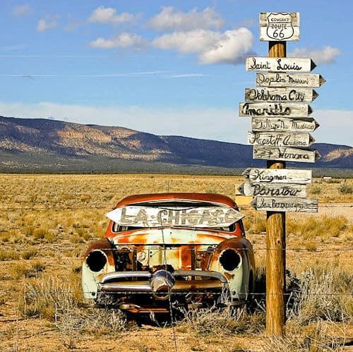 EUA, Route 66